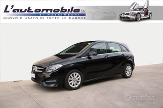 MERCEDES-BENZ B 200 d Automatic Business NAVI- C