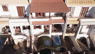 Villa indipendente con vista panoramica