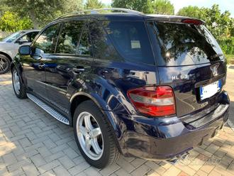 Mercedes-Benz ML 63 AMG UNIPRO SERVICE