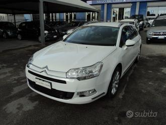 CITROEN C5 2.0 HDi 140 Exclusive Style Tourer