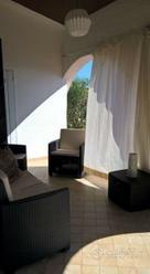 Villa al mare panoramica Sud Sardegna