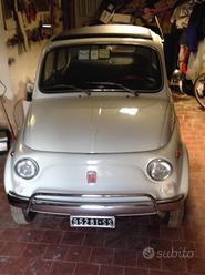 Permuto Fiat 500L del 1972 con Cytroen 2 cv
