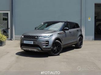 Land Rover RR Evoque Range Rover Evoque 2.0D ...