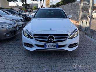 MERCEDES-BENZ C220 BLUETEC (W/S205)