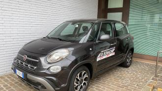 FIAT 500L 1.6 mjt 120cv City Cross AZIENDALE