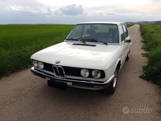 1975 BMW 518 E12 - original 82130km - first paint
