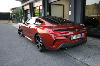 BMW M850 i xDrive Coupé WILKINS LASER Carbonio S