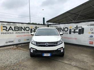 SSANGYONG Korando 2.2 Diesel AWD MT Plus