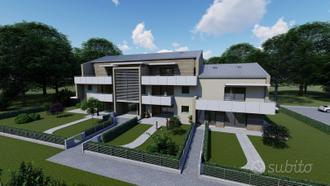 Nuova costruzione appartamento due camere