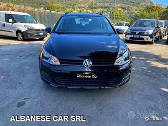 VOLKSWAGEN Golf Variant 1.6 tdi 110 cv Business