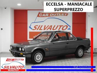 BMW 320i (E30) BAUR TC CABRIOLET
