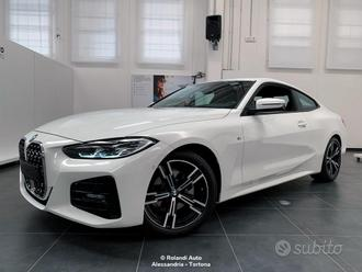BMW Serie 4 420d Coupe mhev 48V Msport auto