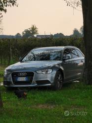 Audi A6 Avant 3.0 tdi 4wd del 2012 valuto permute