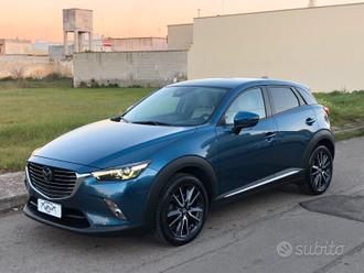 Mazda CX-3 1.5 D Exceed 12/2017