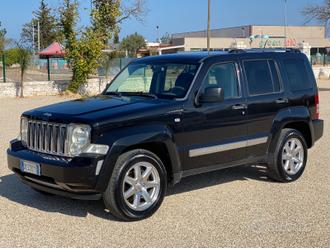 JEEP CHEROKEE 2.8 CRD LIMITED 177CV AUTOMATICA 4x4