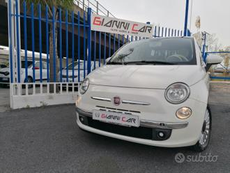 Fiat 500 1.2 lounge occasion 2011