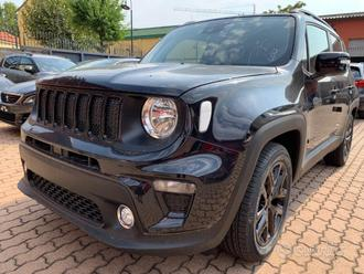 JEEP Renegade 1.6 M-JET 120CV DDCT NIGHT EAGLE