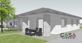 Casa singola a Cordenons (PN)