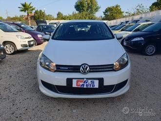 Volkswagen golf 1.6 tdi 105 cv bluemotion-2012