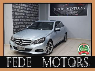 MERCEDES E 220 2.2 170c 07/2013 UNICO PROPRIETARIO
