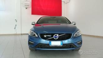 VOLVO V60 D6 Twin Engine Geartronic R-design Mom
