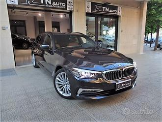 BMW Serie 520d xDrive Touring Luxury anno 2018