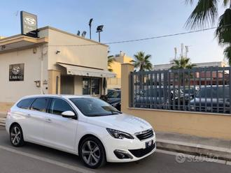 PEUGEOT 308 BlueHDi 120EAT6 Allure SW GT-line