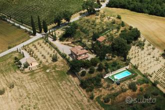 Vacanze Agriturismo Toscana Villa Privata