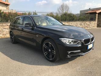 BMW Serie 3 (F30/F31) sw 4x4 Xdrive 184 FULL 2013