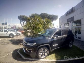 JEEP Compass 1.6 Multijet  2WD Limited Navi 8,4'