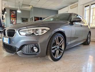 BMW 116 d MSport Navigatore Led 18 Cruise Sensor