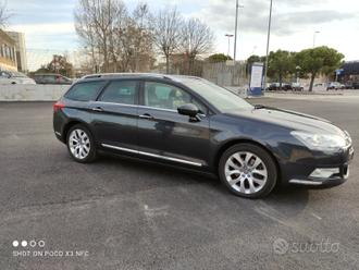 CITROEN C5 3ª serie 2008 Tourer Full Optional