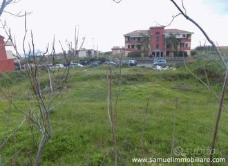 Giarre, due lotti di terreno edificabili (CT)