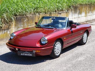 Alfa Romeo Spider 2.0 i.e  17000 km originali !!