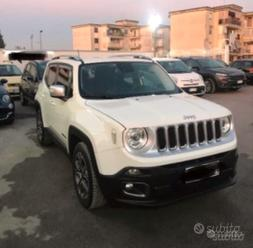 Jeep Renegade 1.6 Limited Full optional