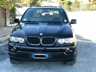 BMW X5 30d 218CV full opz./pelle/navi/automatica