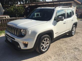 JEEP Renegade 1.0 T3 Limited AZIENDALE ITALIANA