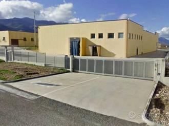 Capannone industriale a Campochiaro (CB)