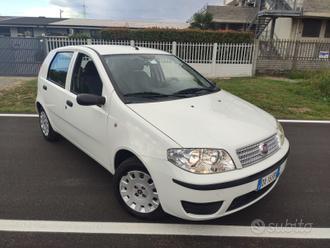 Fiat Punto 1.2 GPL ok fino 2029