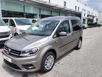 VOLKSWAGEN Caddy METANO 5 POSTI PLUS 1.4 TGI 110