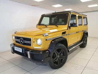 MERCEDES-BENZ G 63 AMG Crazy Color