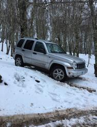 Jeep cherokee 2.8 CRD Limited anno 2005