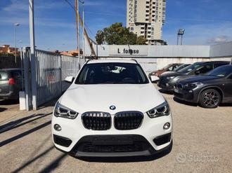 BMW X1 sDrive18d automatica