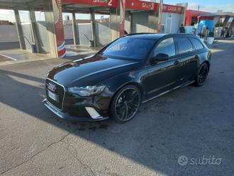 Audi rs6 tutti tagliandi audi permuto