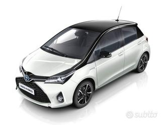 TOYOTA Yaris 1.5 Hybrid 5 porte Trend 'White Edi