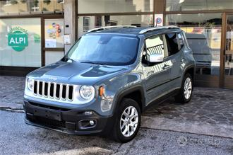 JEEP Renegade 2.0 4WD 140 cv Limited