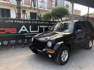 JEEP Cherokee 2.5 CRD LIMITED 140MILAKM IMPECCABIL