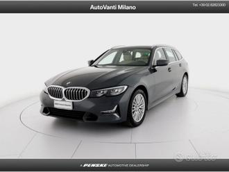 BMW Serie 3 (G20/21/80) 320d Touring Luxury