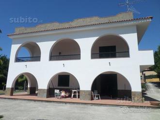 Villa privata nei pressi di Ogliastro Marina