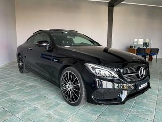 Mercedes C43 AMG Coupé V6 367cv Biturbo Coupe